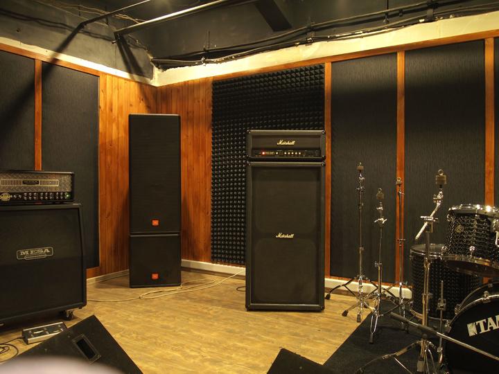Репетиционное помещение Studio на базе UTG